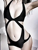 Women's Sporty Fashion Hollow-out One-piece Swimwear
