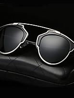 Women 's Polarized/100% UV400 Round Sunglasses