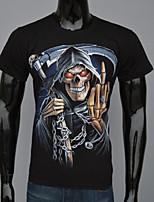 Men 3D Death Skull