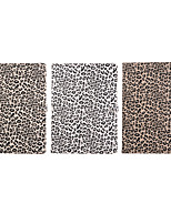 12.9 Inch Leopard Print Pattern High Quality PU Leather Case for iPad Pro(Assorted Colors)
