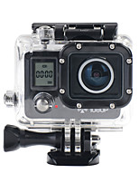 AMK5000S Wifi Sport DV Video Camera 1080P HD 20MP 170 Wide Angle Recorder Diving Bicycle Action Waterproof Camera