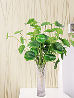 Home Decoration Polyester Plants Artificial Flowers