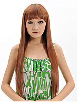 2015 Women Ombre Fashion Natural Wavy Japanese Heat Resistant Synthetic Hair Wig XY030 30