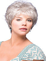 Natural Synthetic Short Wave Wigs  Export To European Lady Women