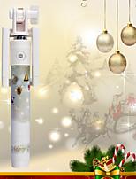 universelle selfie bâton pliable extensible professionnel pour cadeau de Noël