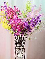 Soie / Plastique Others Fleurs artificielles