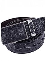 Men Calfskin Waist Belt , Vintage / Cute / Party / Work / Casual Leather