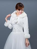 Winter Wedding Robe Coat Bridesmaid Dresses Shawl