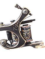 Shader CNC fttattoo® מדויק פליז גילוף המכונה קעקוע אוניית אקדח u לבחור