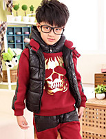 Boy's Cotton Blend Clothing Set , Winter / Spring / Fall Long Sleeve