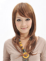 2015 Women Ombre Fashion Natural Wavy Janpanese Heat Resistant Synthetic Hair Wig XY004 24