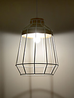 Chandeliers/ Pendant Lights Bulb Included Modern/ Contemporary Living Room/ Bedroom/ Dining Room/Office/ Hallway Metal
