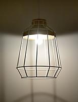 Lustres / Luzes Pingente - Metal - Lâmpada Incluída - Sala de Estar / Quarto / Sala de Jantar / Quarto de Estudo/Escritório / Corredor