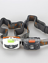 4 Mode 500 Lumens Headlamp AAA Waterproof Cree XP-E R3