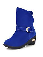 Women's  Split Sole Round Toe / Closed Toe Boots