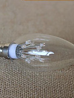 C35 Pointed Bubble DecorationLlight 3 W E14 Small Screw 220 V