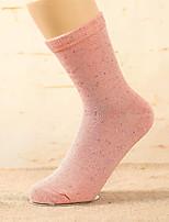Women Medium Socks , Cotton