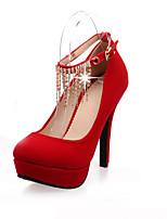 Women's Shoes Stiletto Heel Round Toe Pumps Shoes More Colors available