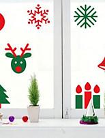 Christmas / Fashion Wall Stickers Plane Wall Stickers , PVC 60cm*70cm