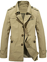 Autumn and winter cotton clothing new men's cotton washing jacket warm jacket