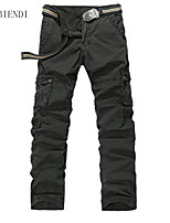 More than 2015 of men's pants pocket tooling Korean fashion outdoor sports leisure male trousers men's trousers