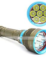 Linternas LED ( A Prueba de Agua / Recargable / Resistente a Golpes / Bisel de Impacto / Táctico / Emergencia ) - LED - para