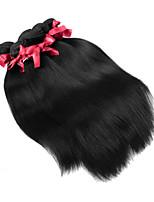 Malaysia Virgin Straight Hair Wefts Unprocessed Silky Human Hair Weaving 1pcs 100g/pcs Virgin Hair Weave Bundles