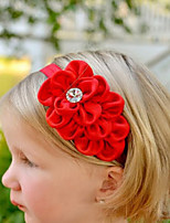 Kid's Cute Flowers Elastic Headband
