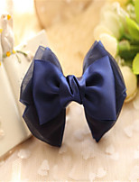 Original cloth art high-quality goods han edition of bowknot hairpin