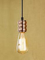 Luzes Pingente - Metal - LED - Sala de Estar / Quarto / Sala de Jantar / Cozinha / Quarto de Estudo/Escritório / Quarto das Crianças