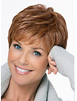Fashion Top Quality Wigs Capless Short Curly Synthetic High light Wig