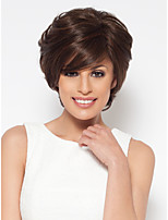 New Popular Synthetic Hair Extension European Short  Synthetic Wigs