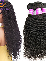 3Pcs/Lot Malaysia Virgin Hair Deep Curl Wave 100% Human Hair Unprocessed Hair Weaves