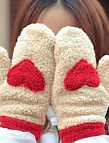 Women Cotton Gloves , Cute / Casual