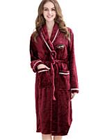 Pajama Donna Cotone / Elastene / Velluto Medio spessore