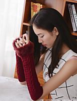 Women Knitwear Gloves , Cute / Casual