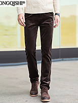 AOLONGQISHI® Men's Suits , Casual Pure Cotton 921
