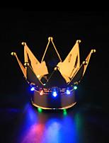 Led The Crown Head Charging Desk Lamp Ktv Bar Desk Lamp Light LED 220V 0.5W