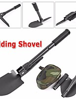 100% BRAND Military Folding Shovel Survival Spade Emergency Garden Camping Outdoor Tool NEW