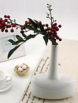 Styrofoam / Plastic Plants Artificial Flowers 1pcs/set