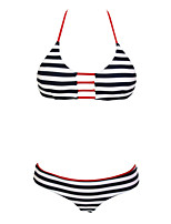 Women's 2pcs Halter Bikini Swimsuit