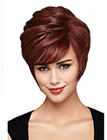 Capless Short High Quality Synthetic Curly Hair Wig Best Sell