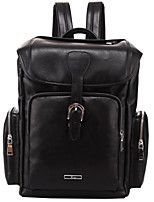 X.bnj  High-end Genuine Leather Men Backpack Lightweight Top Layer Cowhide Shoulder Messenger Laptop Travel Bag