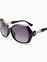 vrouwen 's 100% UV400 Oversized Zonnebrillen