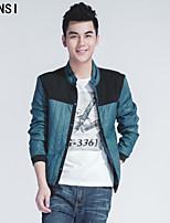 The new Korean men's casual jacket jacket