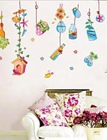Fashion / Landscape Wall Stickers Plane Wall Stickers , PVC 70cm*50cm