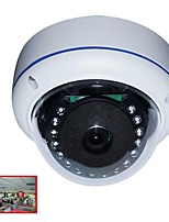130 Degrees 700 TVL Wide-Angle Infrared Camera