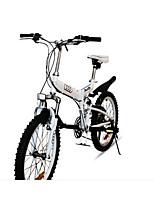 20 Inch Audi/Benz Convenient Speed Folding Bike 14/21 Women's Speed Suspension Mountain Bike