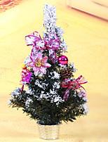Navidad - Verde - Plástico - Adornos -