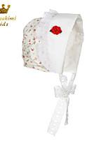 Royal Baby's Hat Handmade White (Newborn - 3 Years)